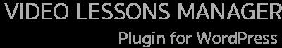 Amazing Video Lessons eLearning WordPress Plugin